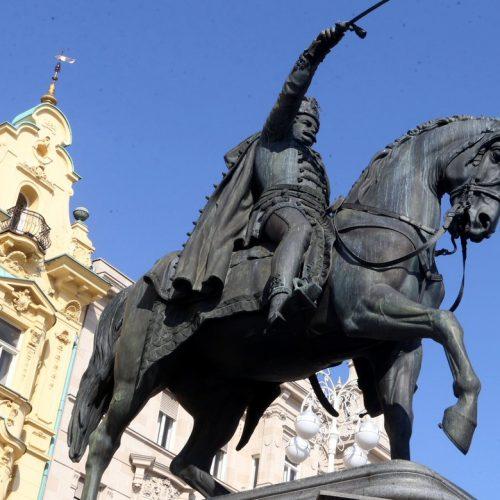 Ban Jelačić prilikom ustoličenja: Sablja 'Oslonio sam se na Allaha' i konj bosanskog bega