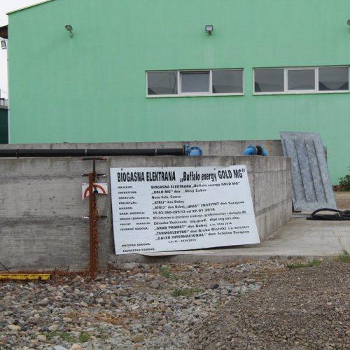 U B. Šamcu se nalazi jedina biogasna elektrana u Bosni i Hercegovini