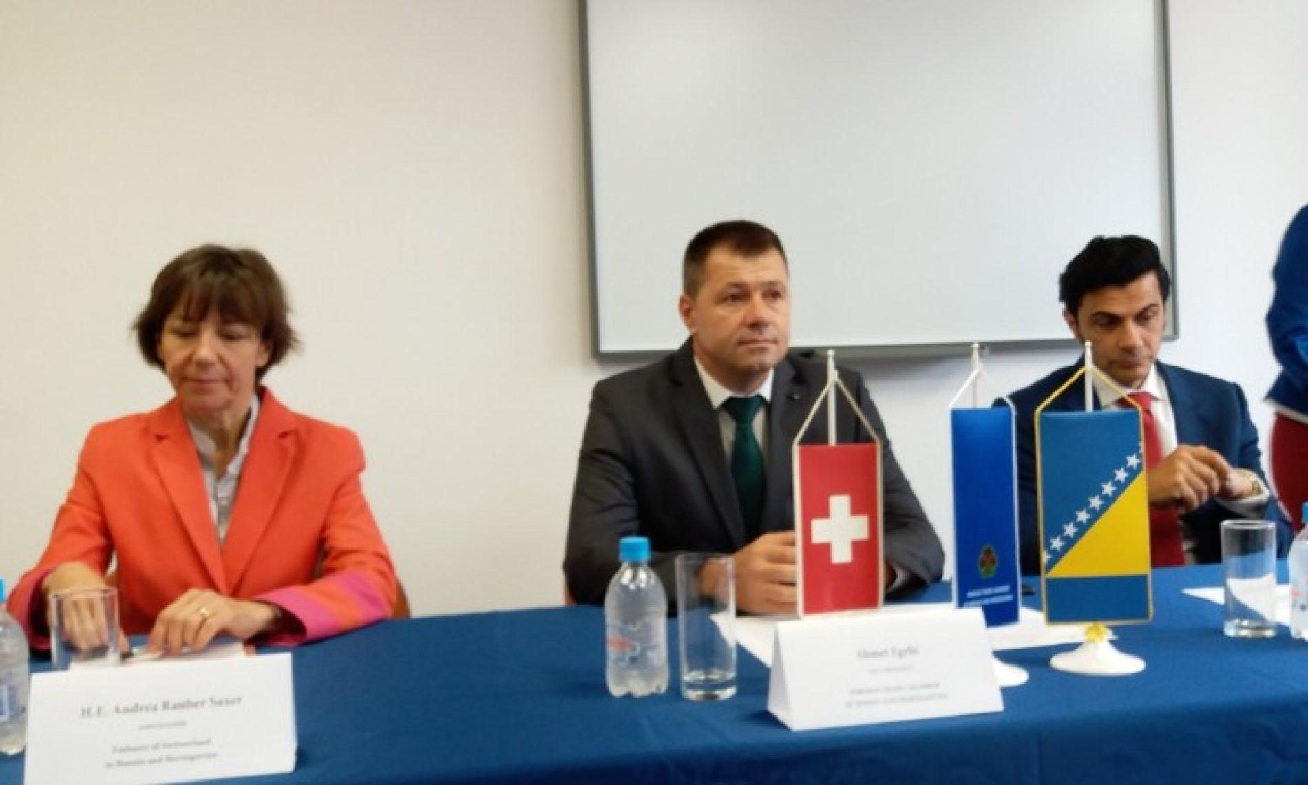 Rast izvoza u Švicarsku za 28 posto