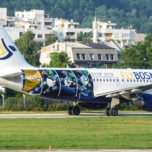 FlyBosnia povezala Sarajevo sa Londonom