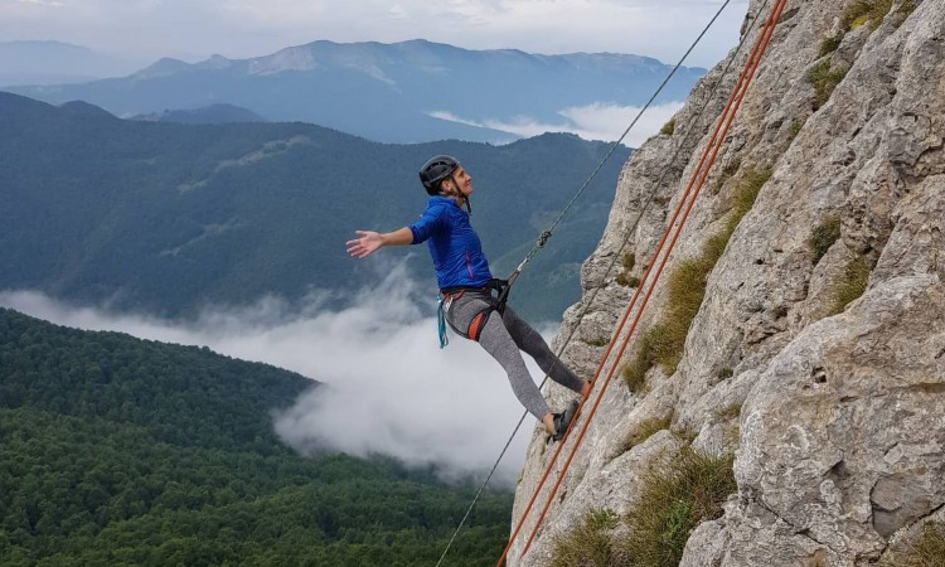 U BPK otvoreno prvo alpinističko penjalište 'Klek'