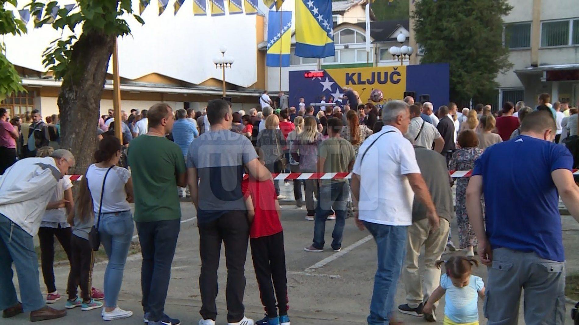 Svečano obilježen Dan Općine i oslobođenje bosanskog kraljevskog grada Ključa