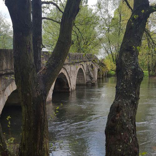 Ilidža: Aktivnosti na uređenju prostora oko 'Rimskog mosta'