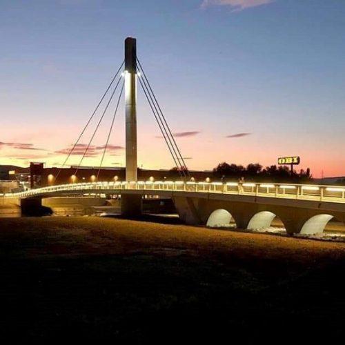 Ilidža: Otvoren novi most (Foto)