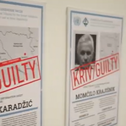 Haške presude stigle u Informativni centar MKSJ u Sarajevu (Video)