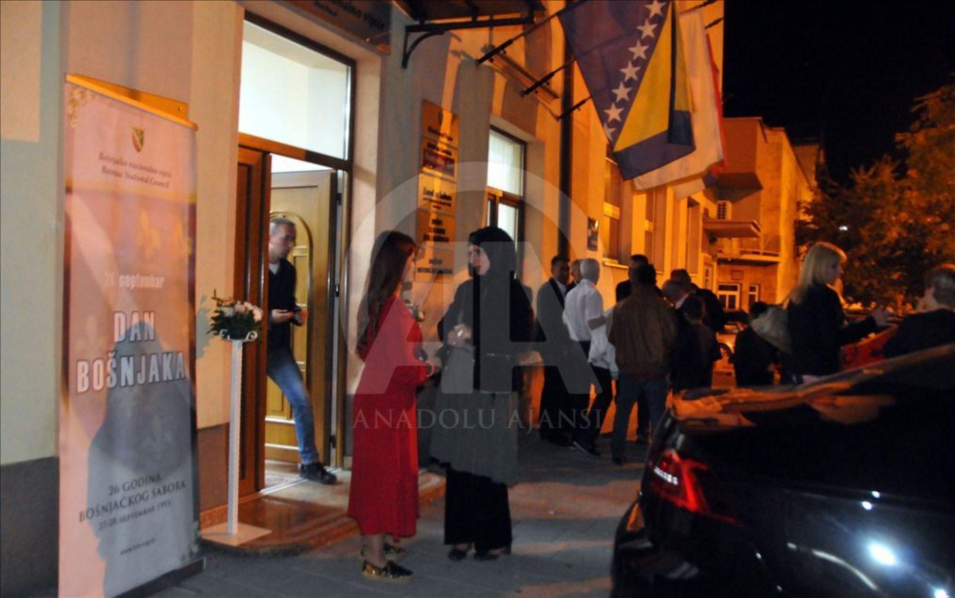 Sandžak: Bošnjačko nacionalno vijeće obilježilo 28. septembar – Dan Bošnjaka