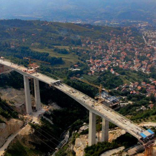 U ponedjeljak spajanje vijadukta Babina Rijeka (Video)