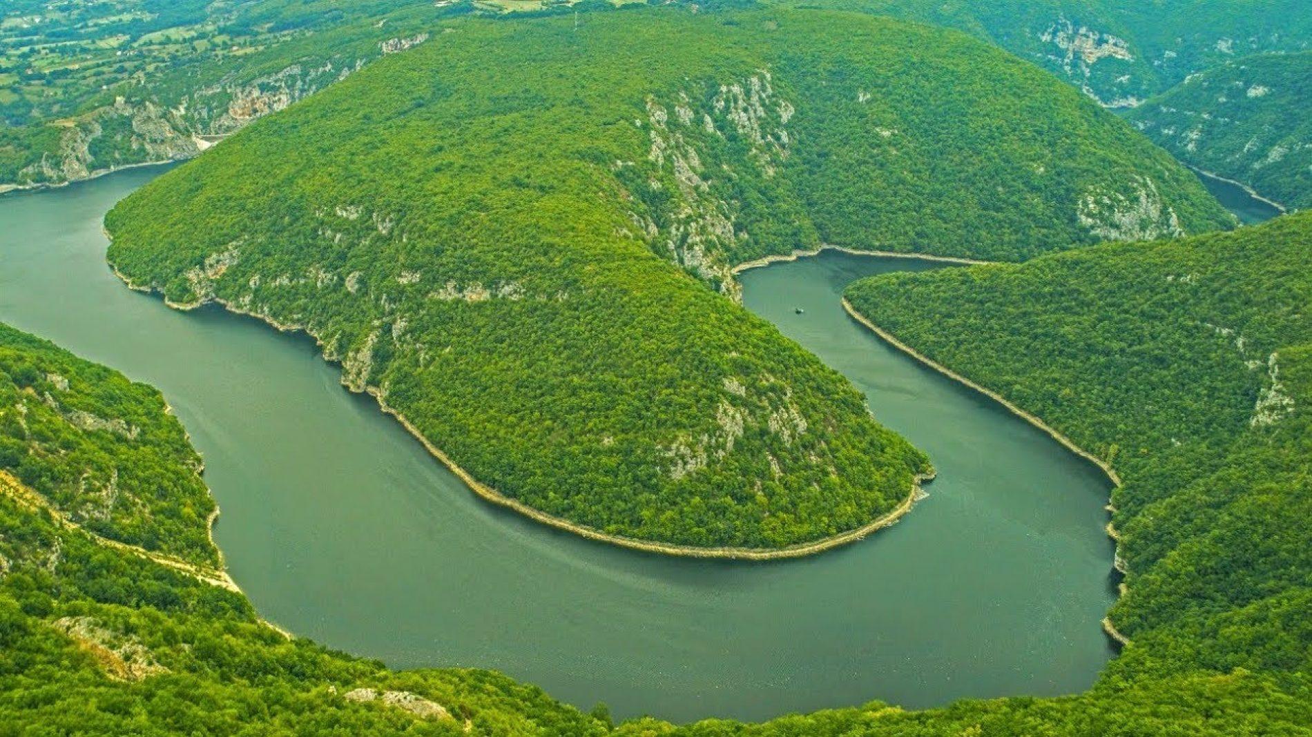 Ljepote Bosne: Kanjon rijeke Vrbas (VIDEO)