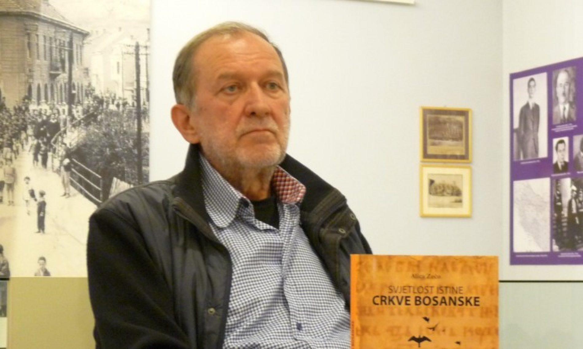 """Predstavljena knjiga """"Svjetlost istine Crkve bosanske"""""""