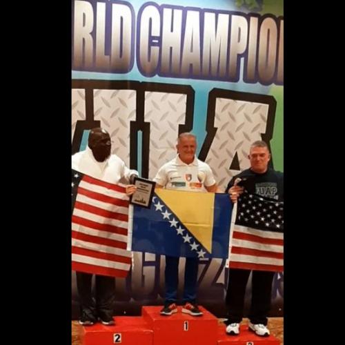 Nove zlatne medalje i rekordi Sejfe Šehovića