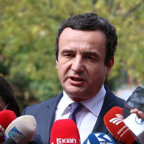 'Nova Vlada Kosova nikada neće staviti Srbiju i Bosnu i Hercegovinu u istoj rečenici'