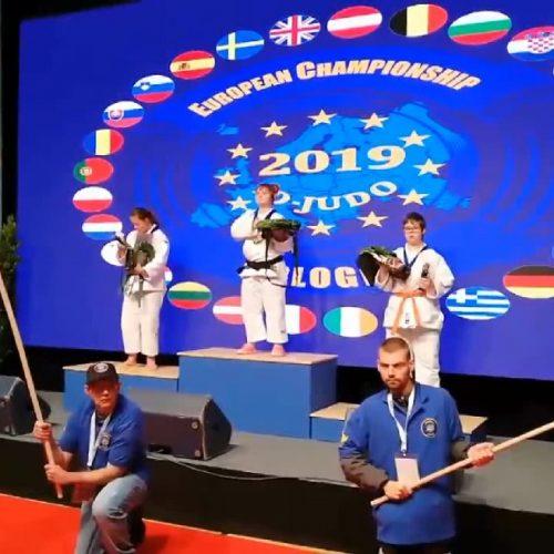 I ona je naš ponos: Azra Dedić prvakinja Evrope