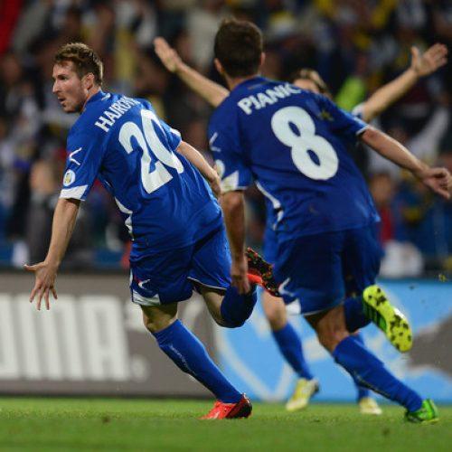 Hajrović: Za reprezentaciju se igra srcem (Video)