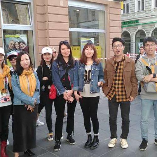 Sve više kineskih turista u Bosni i Hercegovini
