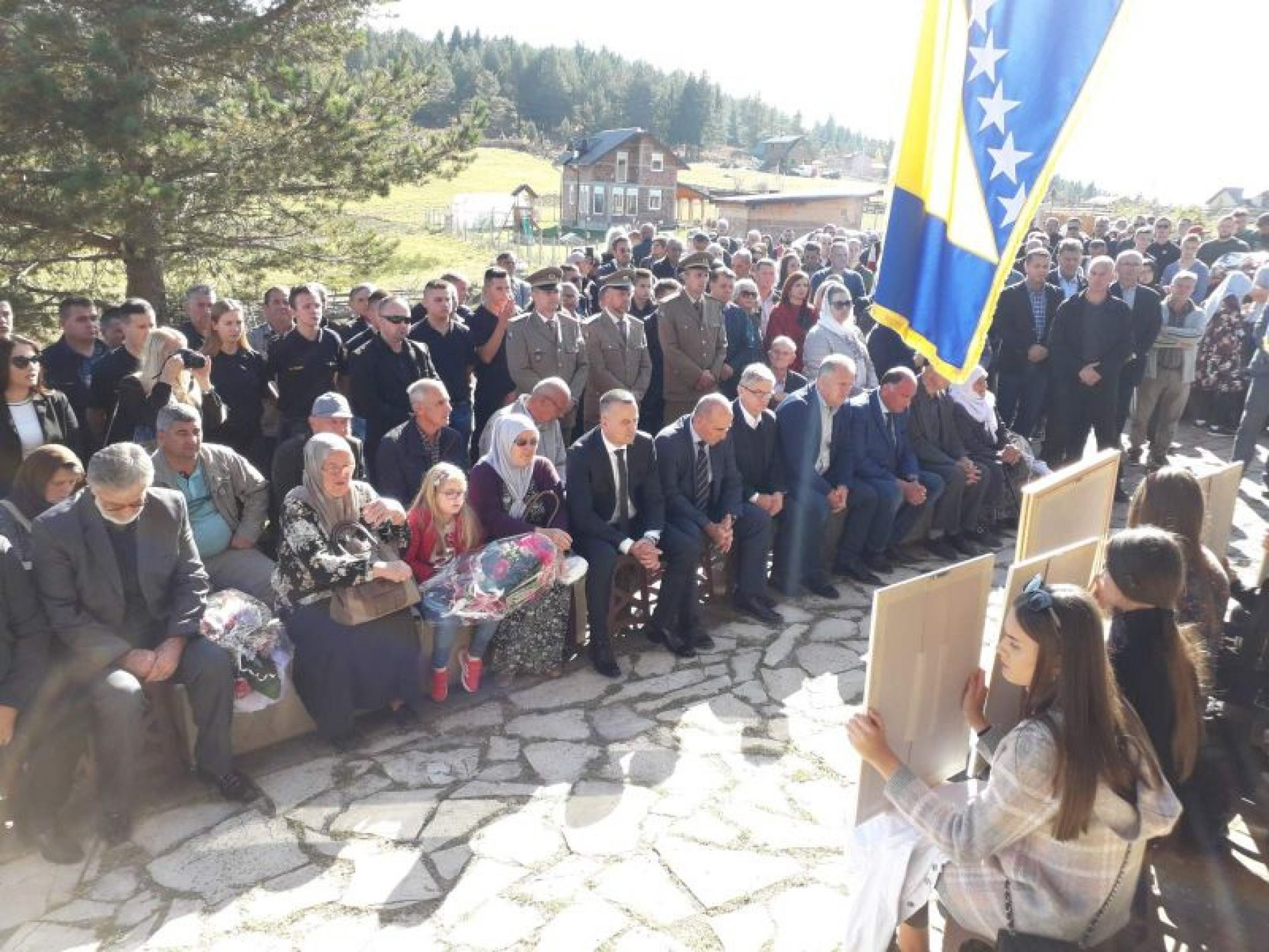 Na Nišičkoj visoravni obilježena godišnjica pogibije narodnog heroja Nesiba Malkića