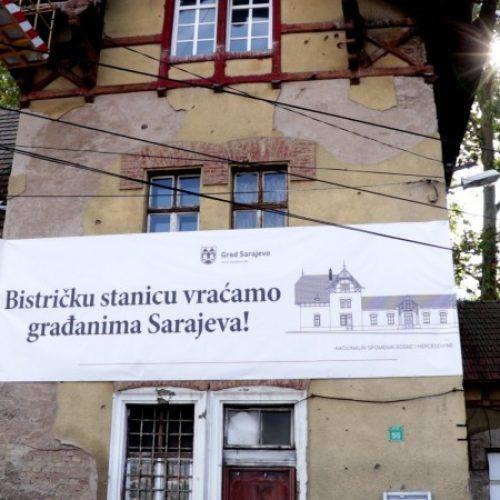 Skaka: Bistrička stanica vraća se građanima Sarajeva (VIDEO)