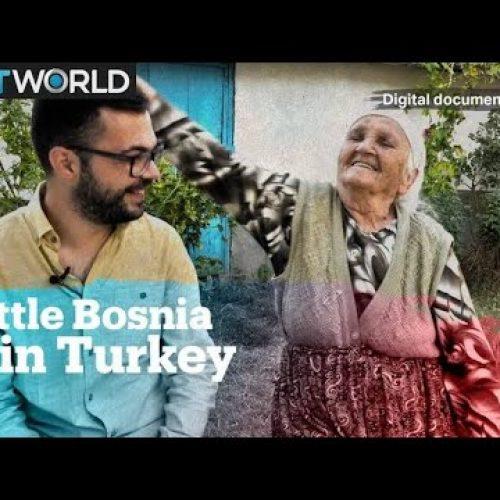 Mala Bosna u Turskoj (VIDEO)