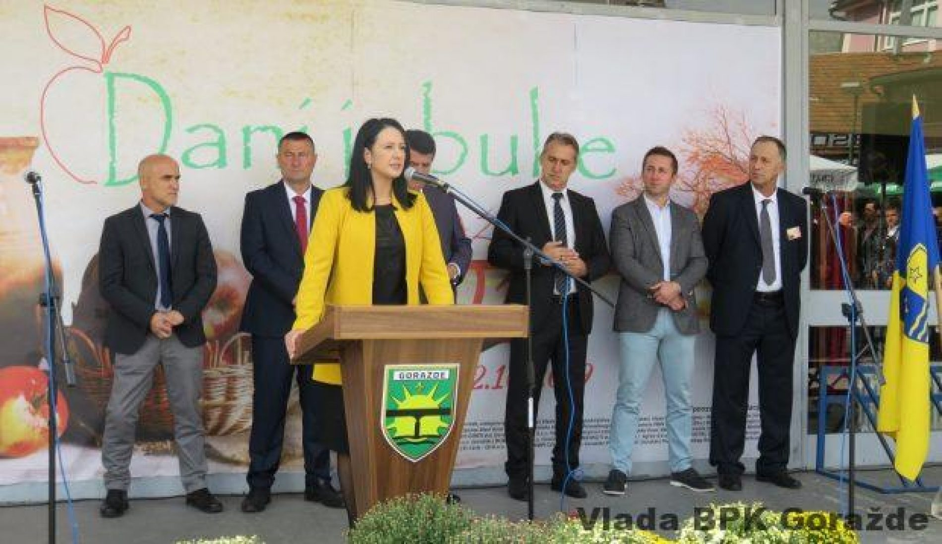 U Goraždu svečano otvoren sajam 'Dani jabuke'