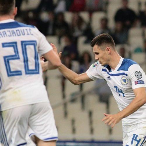 Neočekivan poraz fudbalera u Atini: Čeka nas baraž