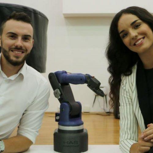 Prva robotska ruka proizvedena u Bosni izlazi na tržište
