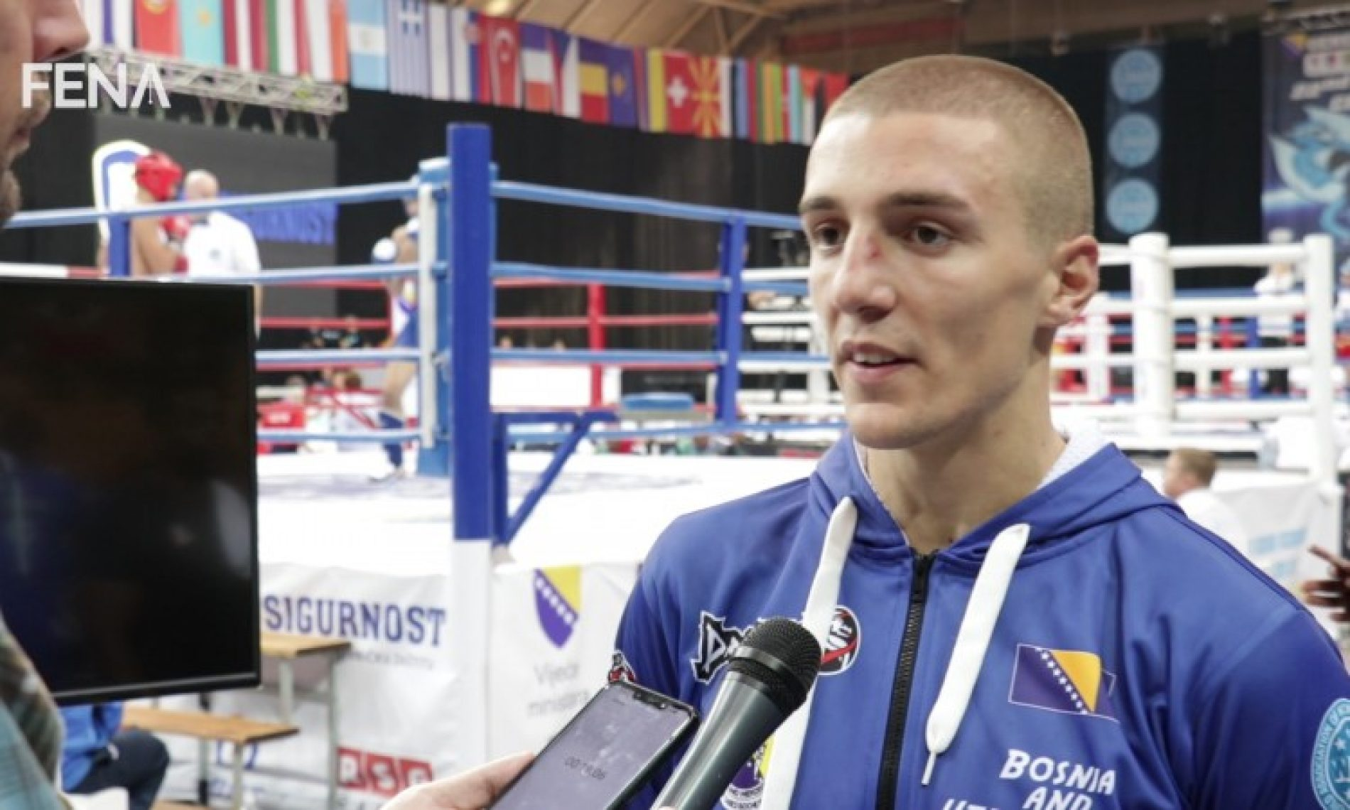 Sinanović: Ne želim bilo kakvu medalju, želim postati prvak svijeta