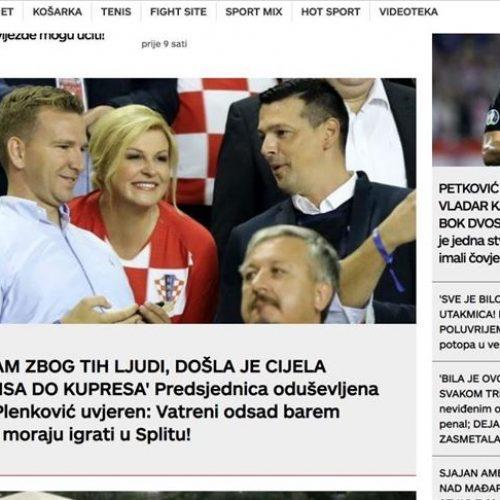 Skandal: Kolinda bosanski gradić Kupres svrstala u Hrvatsku