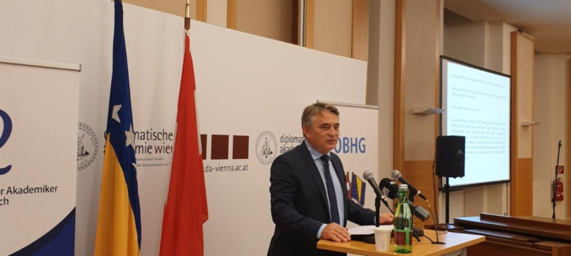 Komšić u Beču na manifestaciji povodom obilježavanja 830. godišnjice Povelje Kulina bana