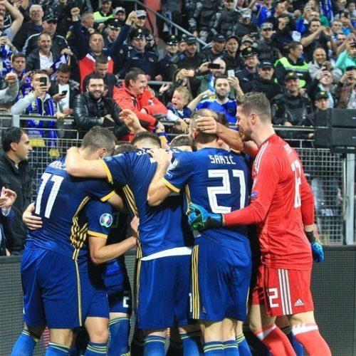 Igrači nakon utakmice: Sad smo pokazali naše pravo lice.. Idemo u Grčku po nova tri boda
