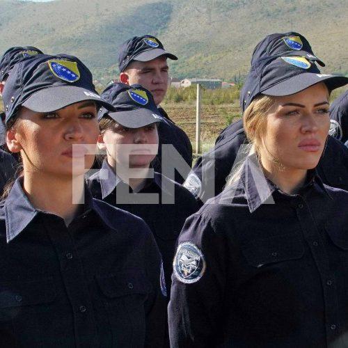 Promovisano pedeset kadeta u čin 'policajac' (VIDEO)