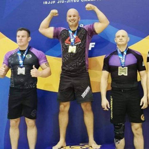 Ramić osvojio zlato na Evropskom 'no gi' prvenstvu u jiu jitsi
