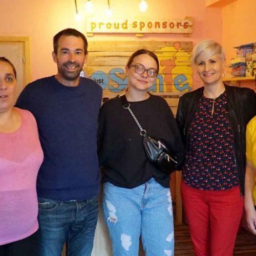 Jedinstven restoran u Mostaru u kojem rade osobe s invaliditetom