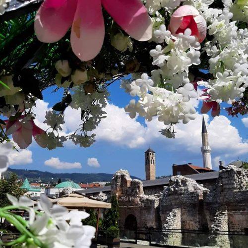 U augustu u Kantonu Sarajevo više od 90 hiljada turista iz više od 60 zemalja