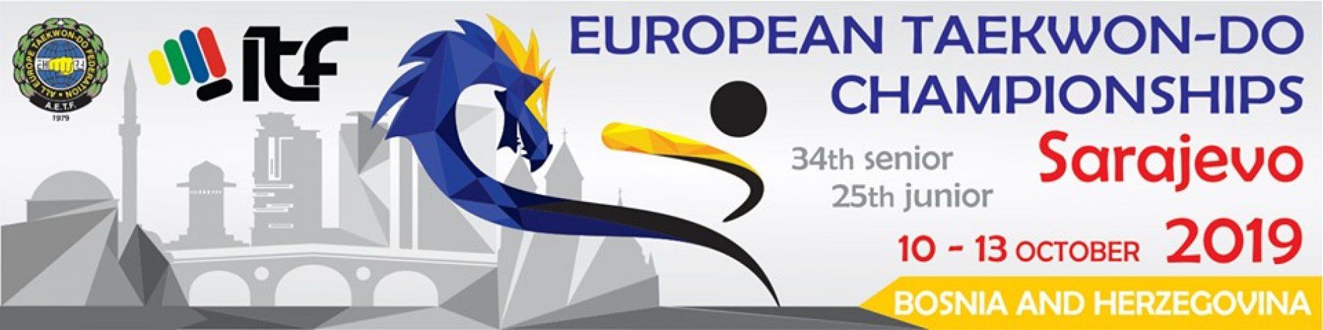 U Sarajevu počelo Evropsko Taekwon-Do prvenstvo za seniore i juniore