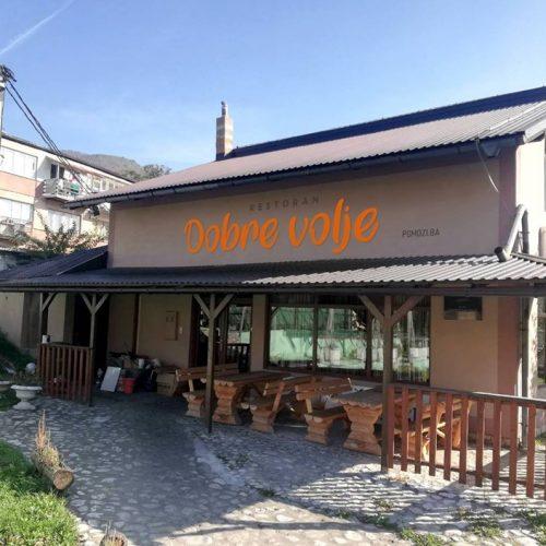 Travnik: Za ljude u potrebi otvoren Restoran Dobre Volje