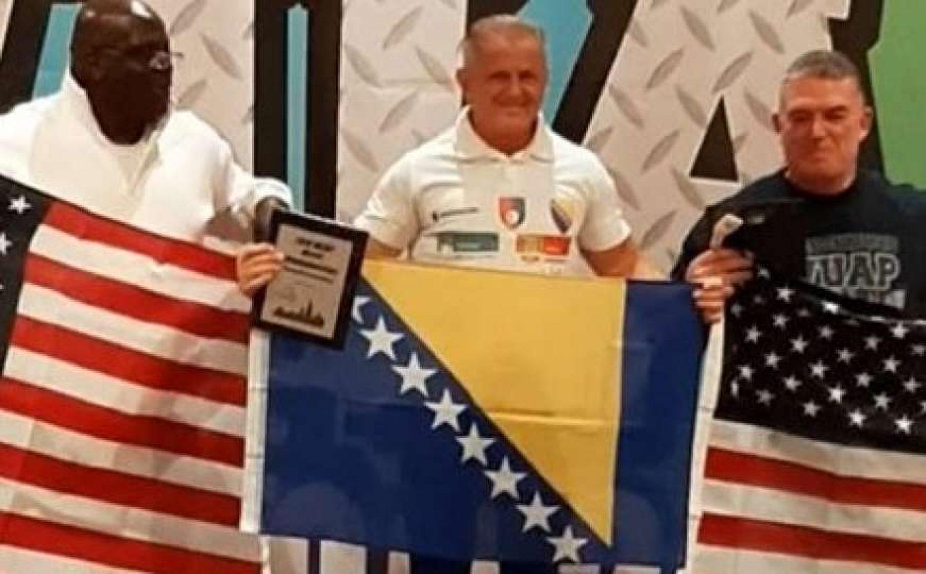 Sejfo Šehović u 61. godini osvaja najsjajnija odličja (Video)