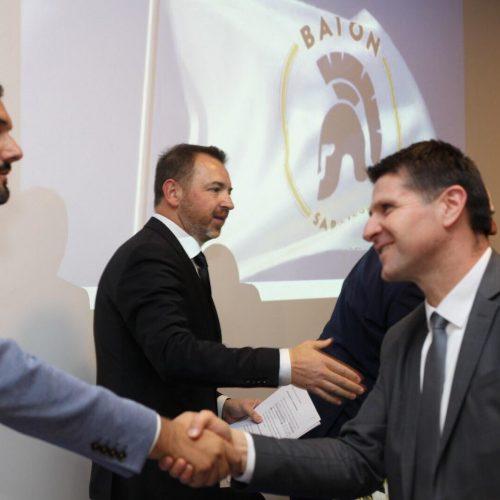 Novi fudbalski klub u Sarajevu, ime dobio po našem slavnom ilirskom pretku –  Batonu!