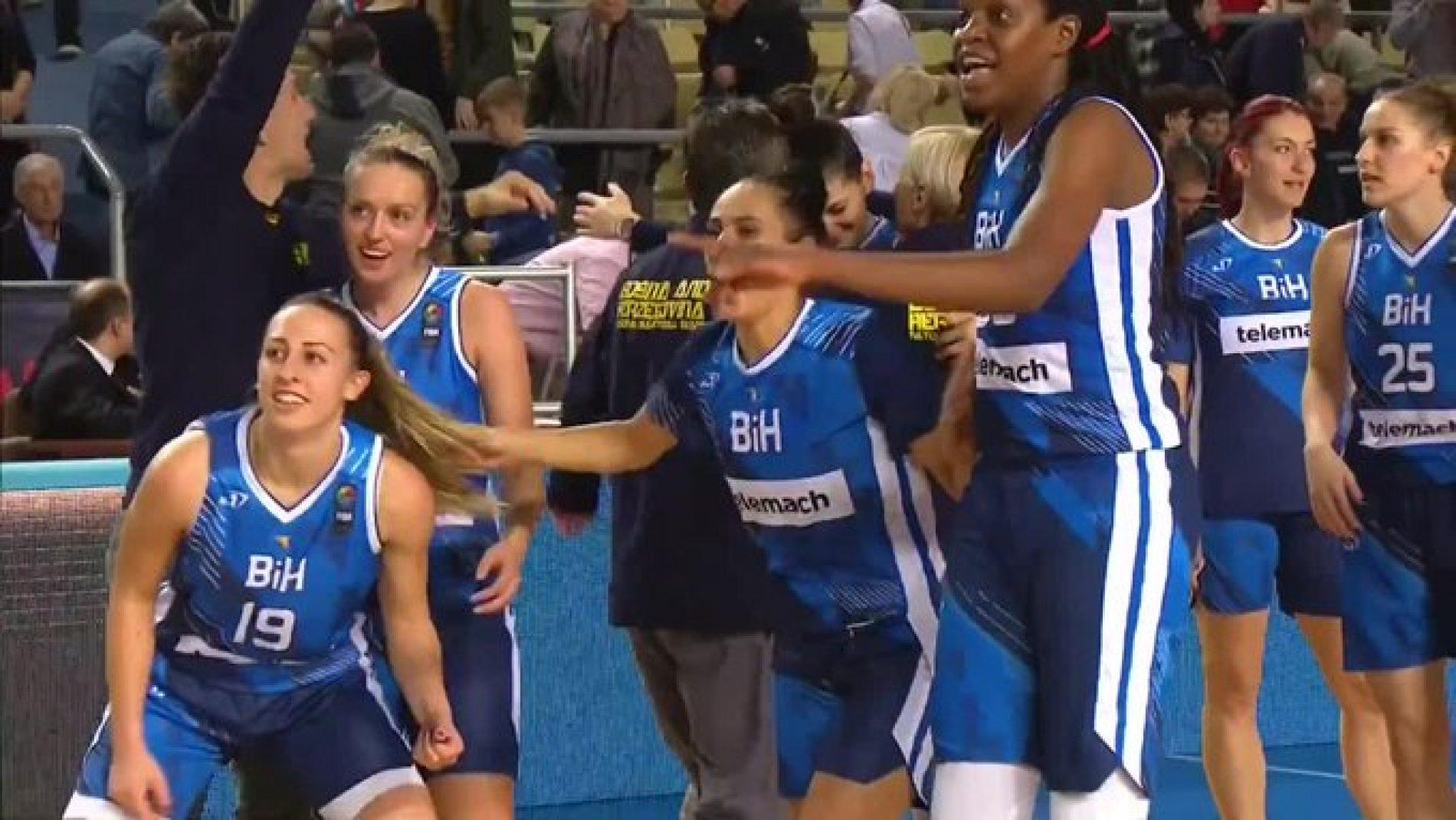 Pobjeda bosanskih košarkašica u Rusiji