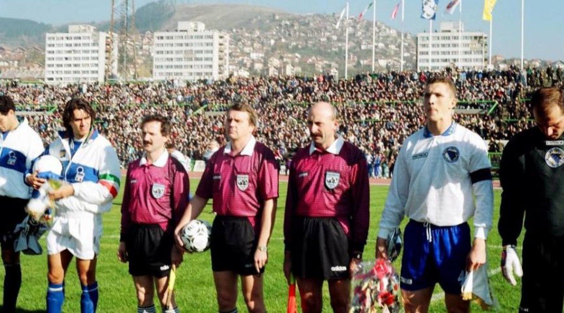 Na današnji dan Bosna pobijedila Italiju pred punim Koševom; prilika za novi trijumf već 15. na Bilinom polju
