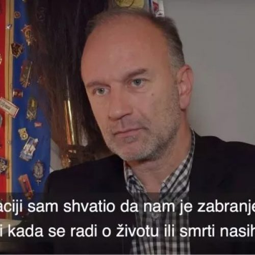 Guillaume Ancel: Tajne francuske intervencije u Bosni (VIDEO)