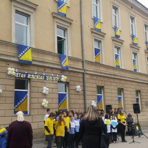 Učenici u Goraždu obilježavaju Dan državnosti