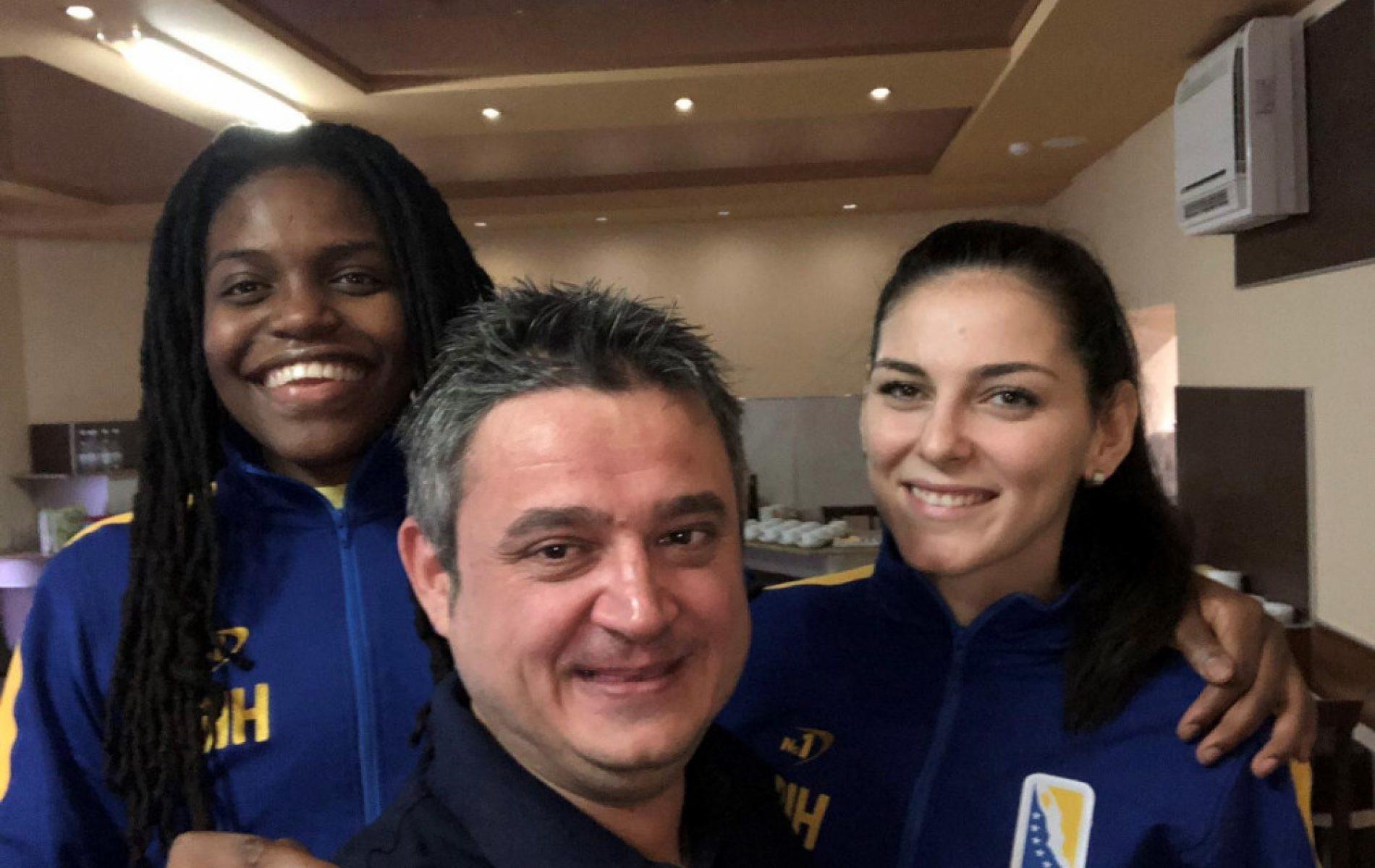 Zvijezda američke ženske košarkaške lige u dresu bosanske selekcije