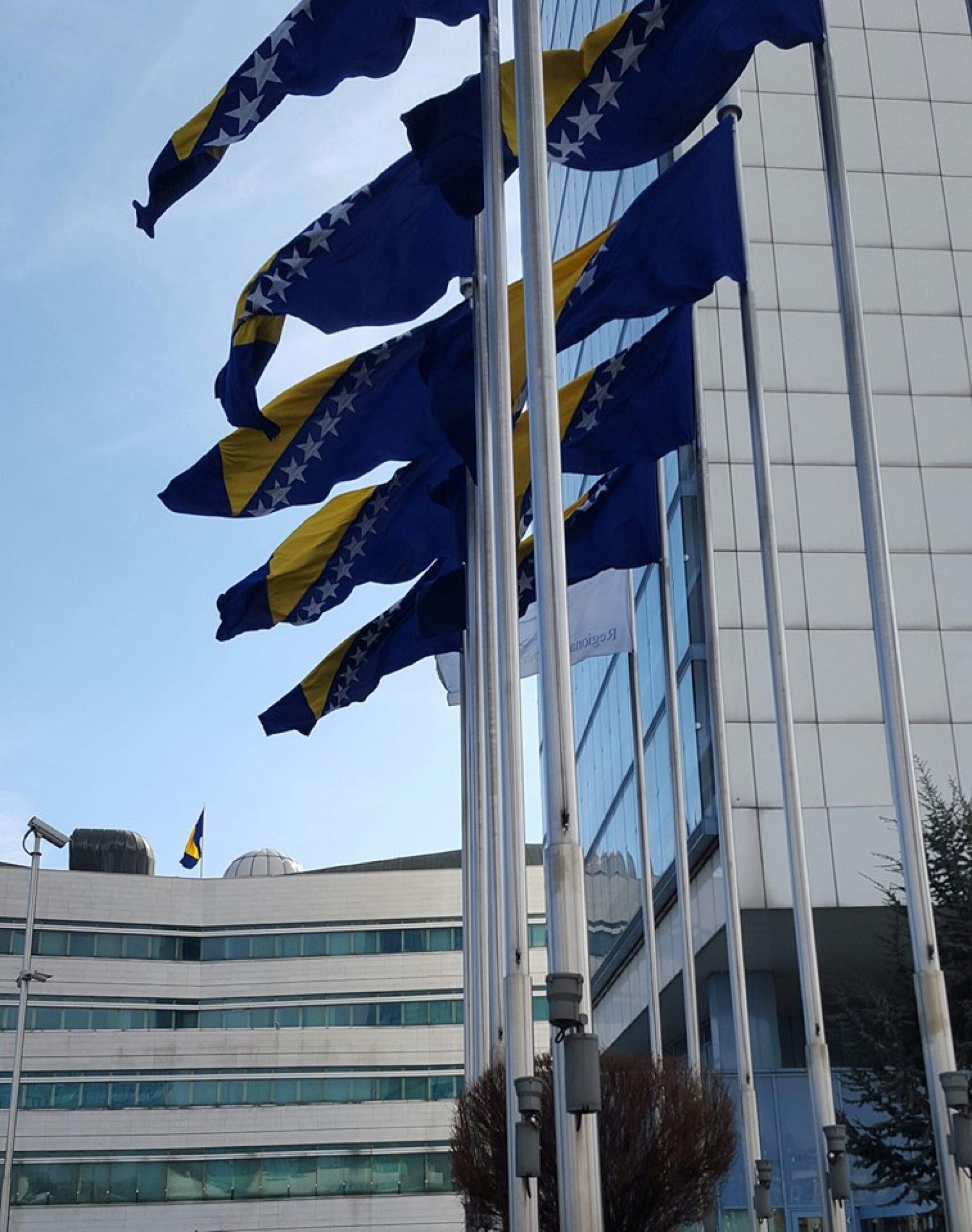 Na adresu državnog parlamenta stigla prijeteća poruka iz Beograda
