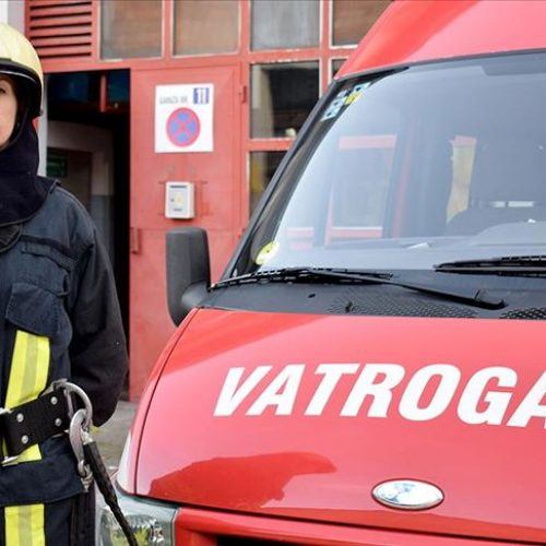 Tešanj: Admira Šljavić, žena vatrogasac (Video)