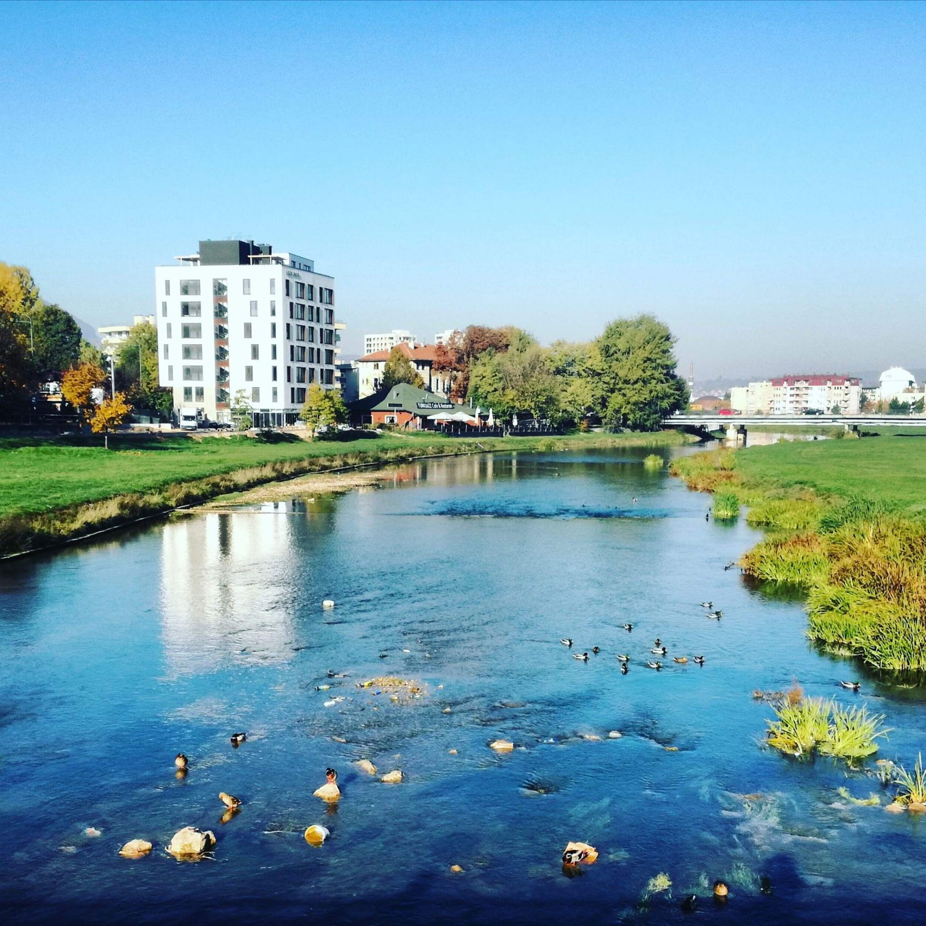 Ljepote Bosne iz zraka – Ilidža (VIDEO)