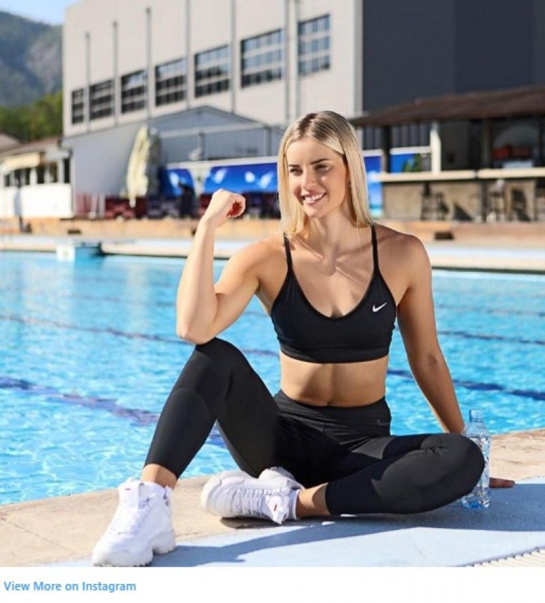 Kajtaz pobijedila na plivačkom mitingu u Zagrebu i postavila nacionalni rekord na 200 metara delfin