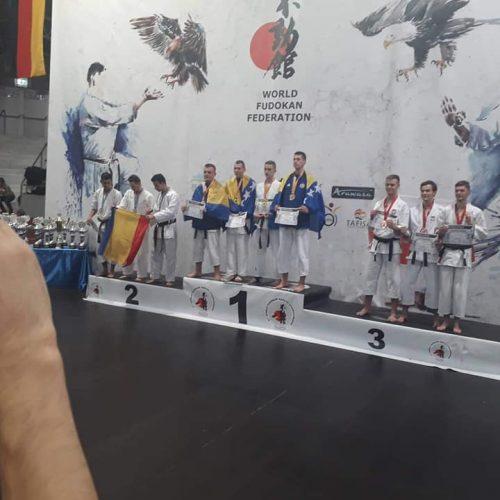 Nirhad Mašić zlatni na Svjetskom prvenstvu u  karateu