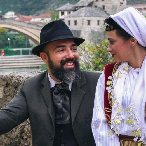 Emina i Aleksa sljedeće nedjelje ponovo šetaju Mostarom
