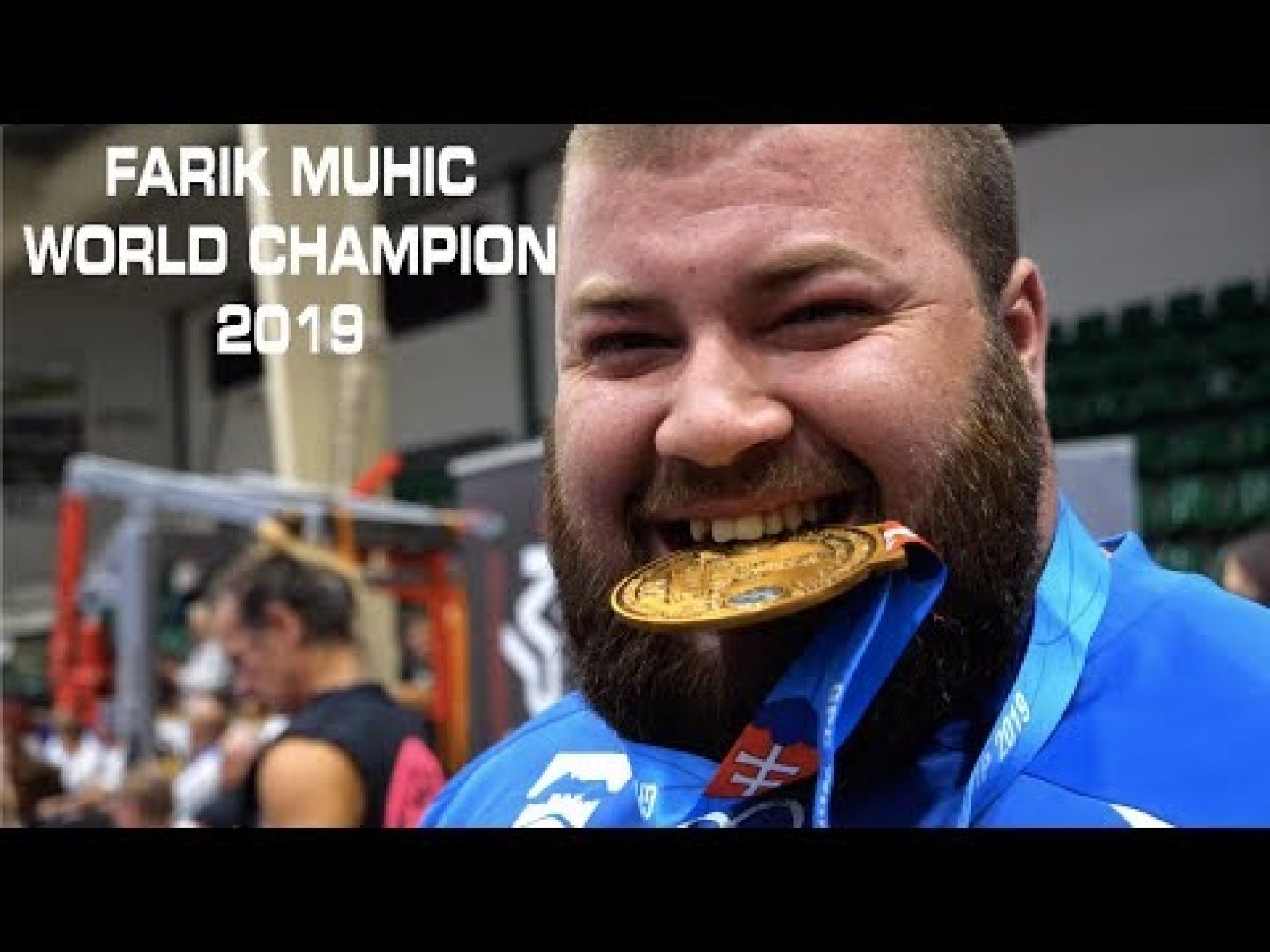 Farik Muhić, svjetski prvak u powerliftingu (Video)