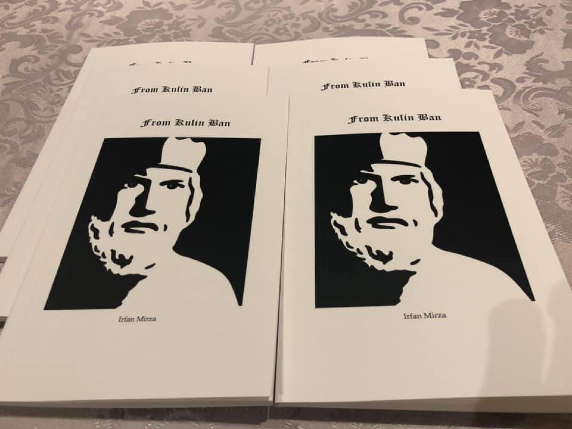 'Od Kulina bana' – nova knjiga Irfana Mirze predstavljena u Torontu