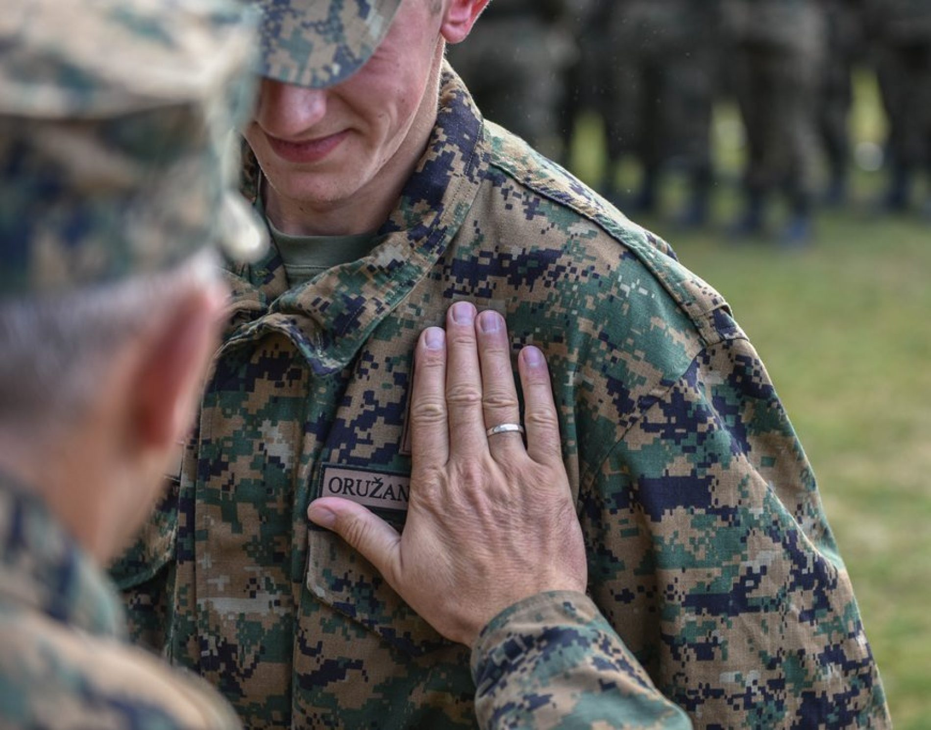 Svečana zakletva XXII klase vojnika OS BiH